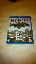 DISTRICT 9 (BLU RAY DVD)