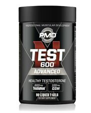 PMD Test 600 ADVANCED Healthy Test Boost Male Enhance Methyl Andro Z diet