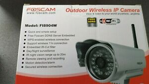 foscam wireless ip camera