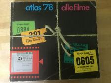 atlas '78 Alle Filme - 16 mm Gesamtkatalog [TB]  KINO 1978
