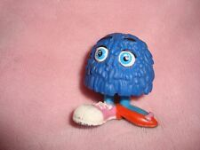 "Mcdonalds 1989 Fry Guys Blue Plastic Figure Vintage AS IS 2"""