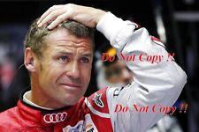 Tom Kristensen Audi 9 Times Le Mans Winner Portrait Photograph 2