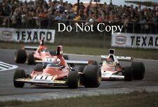 Clay Regazzoni Ferrari 312 B3 Belgian Grand Prix 1974 Photograph 2