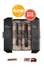 KORRES Set Volcanic Minerals 3d Glow Black Macscara & Twist Eyeshadow 11 Ivory