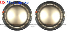 2PCS For Peavey 44XT 44T Aftermarket 8 ohm Diaphragm ,  US WAREHOUSE