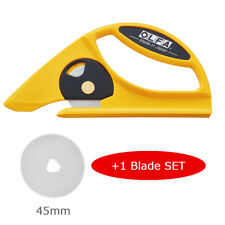 OLFA 45-C Rotary Cutter 29B cutting linoleum, Carpet Cutting with 1 Blade JAPAN