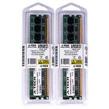 1GB 2 x 512MB DDR 2 Desktop Modules 3200 Low Density 240p 240-pin Memory Ram Lot