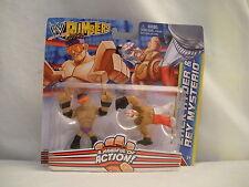 NEW WWE RUMBLERS ZACK RYDER & REY MYSTERIO  MIP