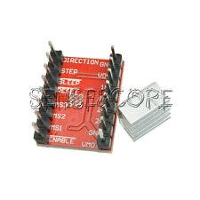 Reprap Stepper Driver pololu A4988 stepper motor module aluminum heat sink