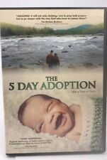 The 5 Day Adoption (DVD, 2015) Pro-Family Documentary Film - Like New