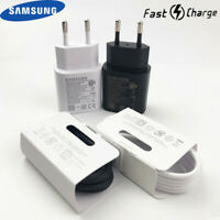 Original TA800 25W USB-C Super Fast Charger For Samsung Galaxy Note 10 Type-C