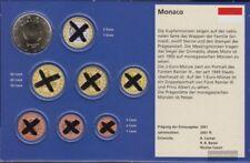 monaco MON 9 2017 Stgl./unzirkuliert 2017 Kursmünze 2 euro