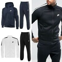 Navy Tribute Nike Tracksuit Limited Edition Mens £99.99 Hoodie Jogger S M L XL
