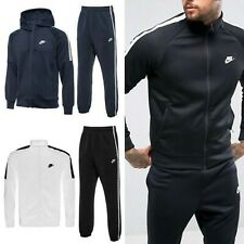 Navy Tribute Nike Tracksuit Limited Edition Mens Hoodie Jogger S M L
