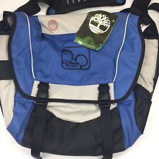 Disney Timberland Messenger Bag Mickey Mouse Laptop Cross Body Bag New