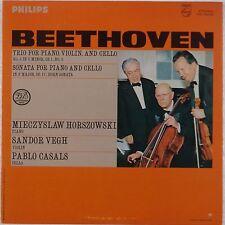 BEETHOVEN: Trio Piano Violin Cello PHILIPS900-120 Horszowski Vegh Casals LP