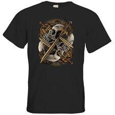 L Skull Herren-T-Shirts