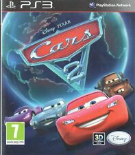 Cars 2 Sony Playstation 3 PS3 7+ Racing Game