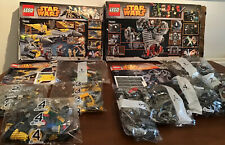 LEGO STAR WARS BUNDLE SETS 75092, 75093