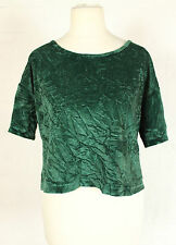 Grunge Velvet Vintage Tops & Shirts for Women