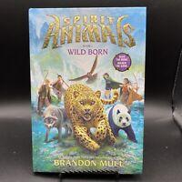 Spirit Animals: Book 1: Wild Born by Mull, Brandon , Hardcover