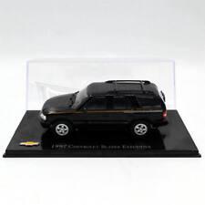 IXO Altaya 1:43 1997 Chevrolet Blazer Executive Diecast Models Limited Edition