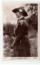 THE PRINCESS ROYAL IN GIRL GUIDE UNIFORM: Royalty postcard (C29640)