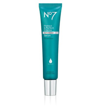 No7 Protect & Perfect INTENSE ADVANCED Serum LARGE 50ml, RRP: £38.00