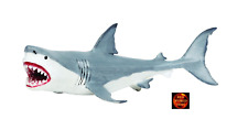 MEGALODON PREHISTORIC SHARK TOY MODEL by SAFARI LTD 303329 *NEW WITH TAG*