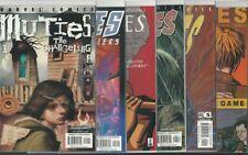 MUTIES (2002) #1 2 3 4 5 6 SET NM X-MEN MARVEL COMICS