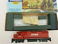 HO scale Athearn GP30-2  Canadian Pacific Rail Diesel Locomotive 1341