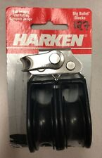 "HARKEN 38MM (1-1/2"") DOUBLE BIG BULLET BLOCK #127"