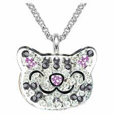 Big Bang Theory Soft Kitty Crystal Ring Necklace Pendant - Bazinga Retro TV