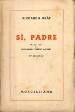 Sì, Padre - Riccardo Graf - Morcelliana  5954