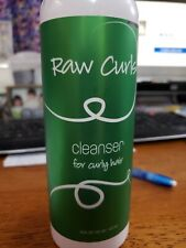 Raw Curls Shampoo Cleanser For Curly Hair