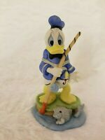 Disney Collectible - Donald Duck Tries Fishing