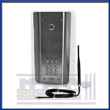 AES-GSM Elegante Acero Puerta Intercomunicador Kit * envío el mismo día *