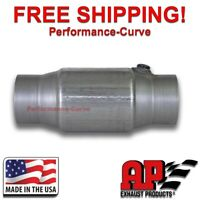"3"" Catalytic Converter O2 High Flow for Late Models - Federal Emissions"