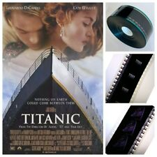 35mm TITANIC (3) 1997 FILM/MOVIE/TRAILER/TEASER/BANDE LEONARDO DI CAPRIO SCOPE