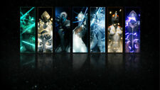 Game Warframe Silk Poster/Wallpaper 24 X 13 inches