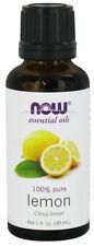 Now Foods Essential Oils Lemon, 1 fl oz (30 ml)
