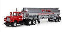 1:64 First Gear *PIE P.I.E* MACK R Semi Truck w/TANKER TRAILER *NIB*