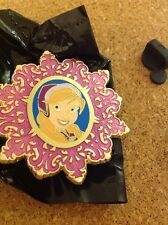 Disney Pin Mystery Holiday Christmas Princess Snowflake Anna