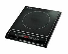 DESKI HOT Serie Induktionskochplatte 2000W Timer Kochplatte Kochfeld LCD Display