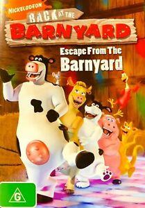 Hh2 Brand New Sealed-Back At The Barnyard Super Rare R4 Dvd