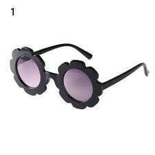 Vintage Cute Kids Flower Sunglasses Children UV400 Sport Sunglasses Cool Boys-