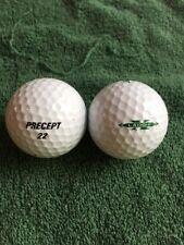 New listing 15 PRECEPT <LADDIE X> GOLF BALLS