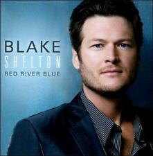 "Red River Blue by Blake Shelton (CD, Jul-2011, Warner Bros.) Star of ""The Voice"""