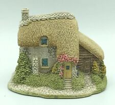 Lilliput Lane -Puddlebrook Cottage -Members Collectors Club Gift 1991-1992.
