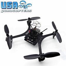 PitchPlus 135mm Brushed FPV Racing Drone Kit with AIO 200mW Camera, DSMX Rx